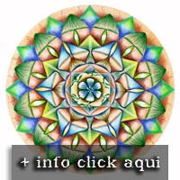 Curso de Mandalas a Distancia 1er y 2do Nivel