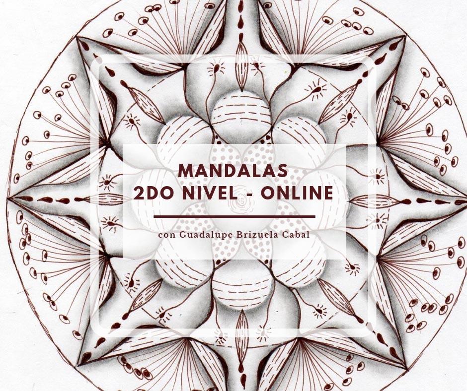 mandalas 2do nivel online