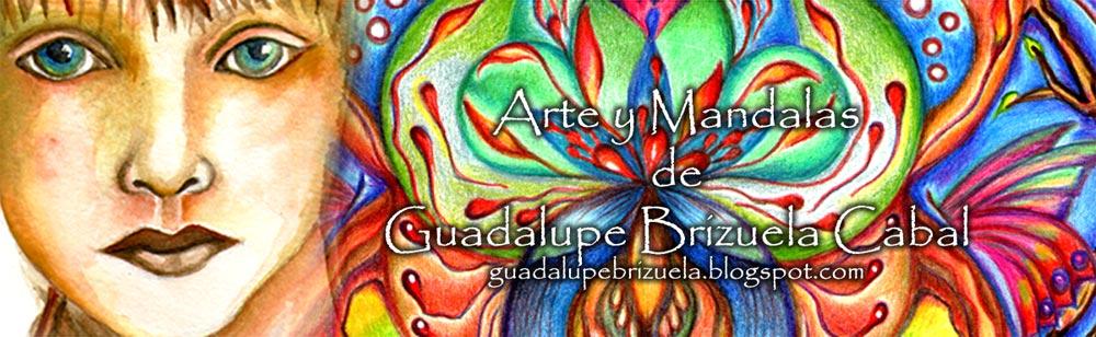 Guadalupe Brizuela. Arte y Mandalas