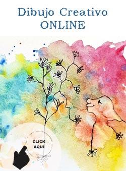 Dibujo creativo online