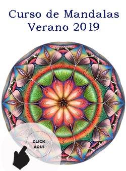 Curso de Mandalas . Verano 2019