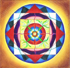 mandala geometrias puras